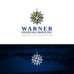 Warner Financial Group, Inc. Logo - Entry #38