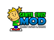 santa cruz children's museum of discovery  MOD Logo - Entry #3