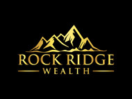 Rock Ridge Wealth Logo - Entry #354