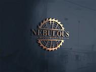 Nebulous Woodworking Logo - Entry #128
