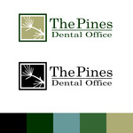 The Pines Dental Office Logo - Entry #5