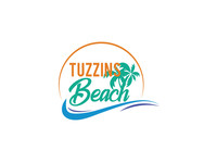 Tuzzins Beach Logo - Entry #287