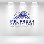 Mr. Fresh Carpet Care Logo - Entry #31