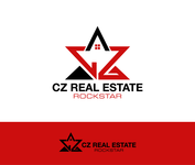 CZ Real Estate Rockstars Logo - Entry #121