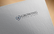 Growing Little Minds Early Learning Center or Growing Little Minds Logo - Entry #58