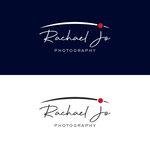 Rachael Jo Photography Logo - Entry #138