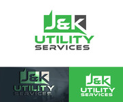 J&K Utility Services Logo - Entry #130