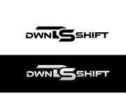 DwnShift  Logo - Entry #16