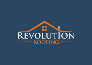 Revolution Roofing Logo - Entry #29
