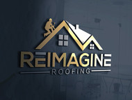 Reimagine Roofing Logo - Entry #139