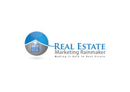 Real Estate Marketing Rainmaker Logo - Entry #26