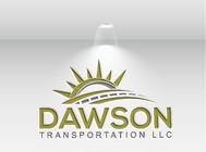 Dawson Transportation LLC. Logo - Entry #247