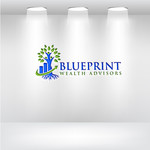 Blueprint Wealth Advisors Logo - Entry #26
