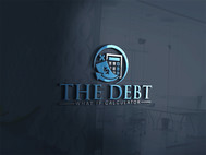 The Debt What If Calculator Logo - Entry #19