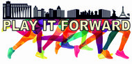 Play It Forward Logo - Entry #155