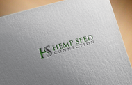 Hemp Seed Connection (HSC) Logo - Entry #4