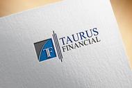 "Taurus Financial (or just ""Taurus"") Logo - Entry #354"