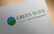 Green Wave Wealth Management Logo - Entry #463