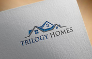 TRILOGY HOMES Logo - Entry #256