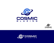 Cosmic Glazing Logo - Entry #65