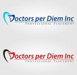 Doctors per Diem Inc Logo - Entry #100