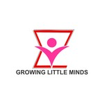 Growing Little Minds Early Learning Center or Growing Little Minds Logo - Entry #90
