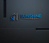 Sunshine Homes Logo - Entry #369