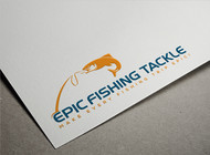 Epic Fishing Tackle Logo - Entry #44