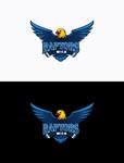 Raptors Wild Logo - Entry #206