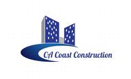 CA Coast Construction Logo - Entry #149
