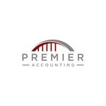Premier Accounting Logo - Entry #124