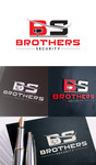 Brothers Security Logo - Entry #92