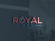 Royal Gas Logo - Entry #246