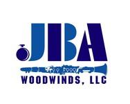JBA Woodwinds, LLC logo design - Entry #95