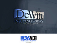 """DeWitt Insurance Agency"" or just ""DeWitt"" Logo - Entry #218"