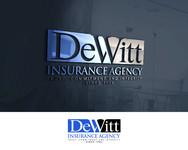 """""""DeWitt Insurance Agency"""" or just """"DeWitt"""" Logo - Entry #218"""