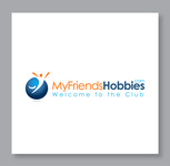 MyFriendsHobbies.com Logo - Entry #6