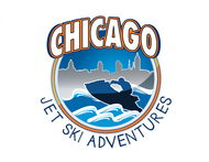 Chicago Jet Ski Adventures Logo - Entry #62