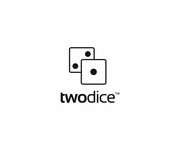 Two Dice Logo - Entry #23