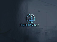 TerraVista Construction & Environmental Logo - Entry #355