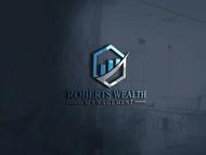 Roberts Wealth Management Logo - Entry #310