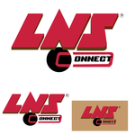 LNS Connect or LNS Connected or LNS e-Connect Logo - Entry #39