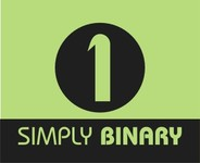 Simply Binary Logo - Entry #72