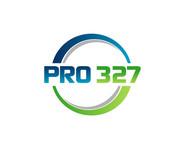 PRO 327 Logo - Entry #163