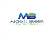Michael Benner, Real Estate Broker Logo - Entry #66