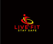 Live Fit Stay Safe Logo - Entry #287