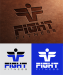 Fight Fitness Logo - Entry #152