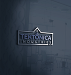 Tektonica Industries Inc Logo - Entry #36