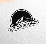 Out of Bounds Logo - Entry #94