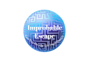Improbable Escape Logo - Entry #96
